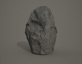 3D model Rock boulder