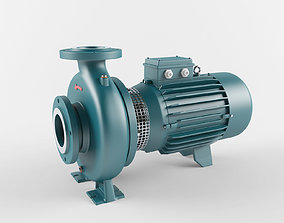 Pump centrifugal Grz 3D electric