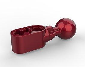 3D print model games LEGO Bionicle compatible part