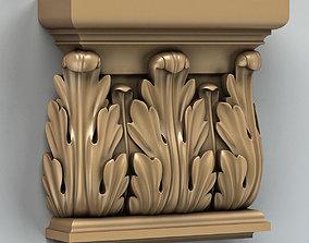 Column Capital 003 3D model