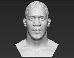 Anthony Joshua bust 3D printing ready stl obj formats