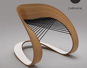 3D model Carnaval Chair