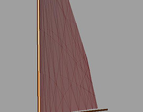 3D printable model Yacht for flying