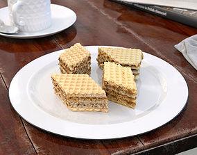 3D model cake 33 AM151