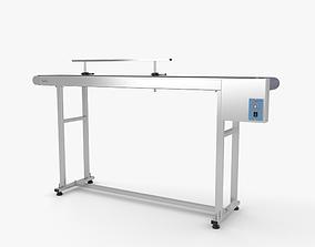 Conveyor Belt integrator 3D model