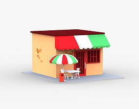 Pizza Restaurant 3D