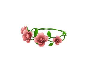 Floral Crown 3D