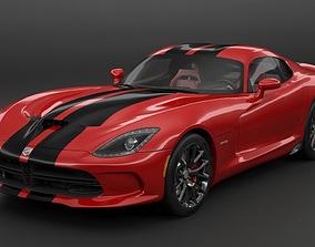 Dodge Viper GTS 3D