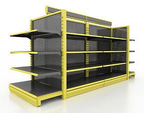Shelf 3D model 9