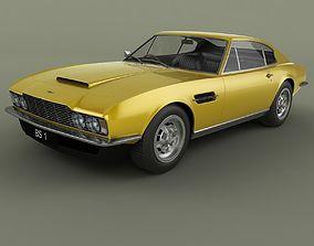 3D Aston Martin DBS
