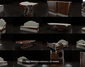 3D model Msk - Furniture collection