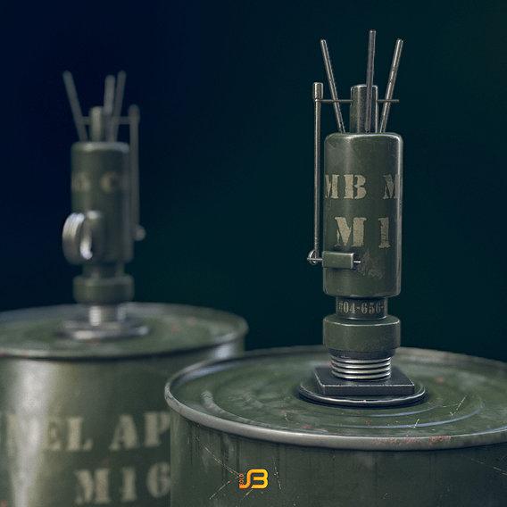 M16 Mine