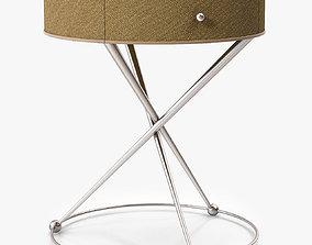 Ferguson Copeland Pippa End Table 3D
