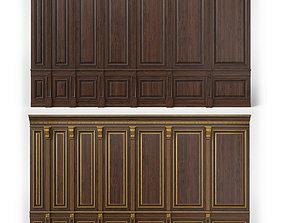 3D wooden panel 02 07