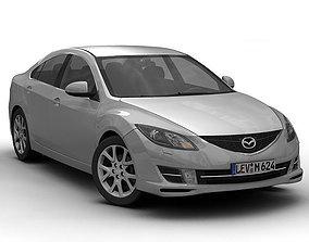 3D Mazda 6 2008