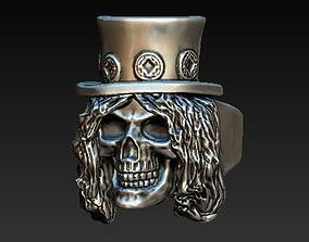slash ring 3D print model