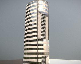 3D City Building Design O-2