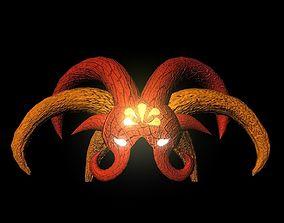 3D model Alien Helmet Arachnipien