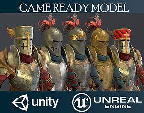 3D model Armor 4