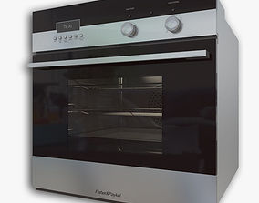 OB24SDPX4 Fisher and Paykel 3D