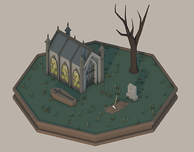 Free Demo of Scary Fantasy Halloween Pack 3D model
