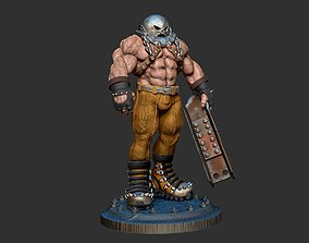 Juggernaut man 3D printable model
