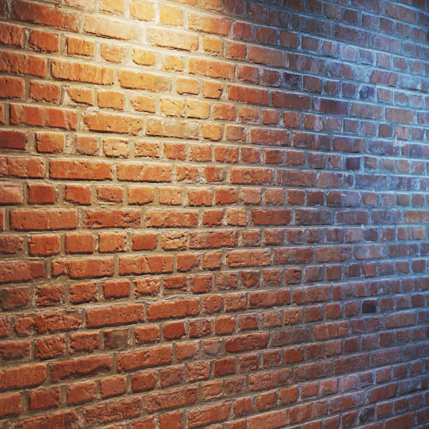 Brick 01 – Material (Vray + Corona)