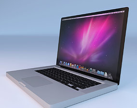 mac Laptop 3D model