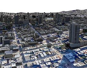 3D USA City San Francisco