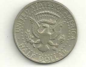 Texture set of 30 coin types of USA 3D