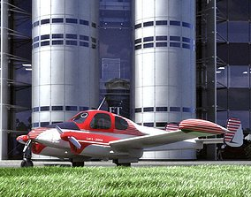 Airplanes Collection 3D