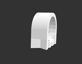 3D printable model Triple x ring