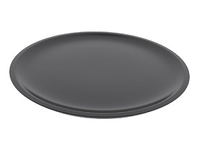 Round tray 3D