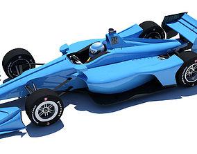 Indycar 2018 - Road 3D model