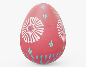 3D asset Easter Egg 01