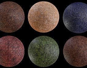 Mosaic tile - customizable 3D