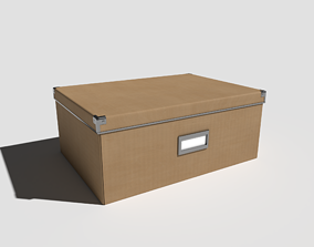 3D Office Box Large