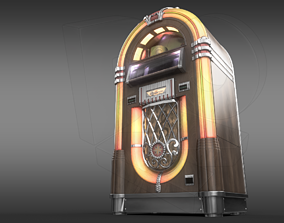 3D The Jukebox