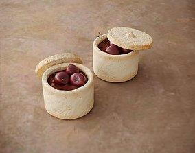 Sandbox Dessert 3D model