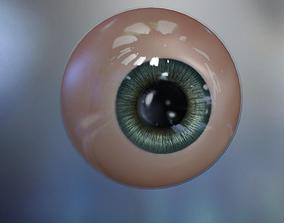 Human Eye 3D