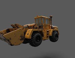 3D printable model K-702 Kirovetc Tractor