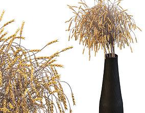 3D model Decorative bouquet of ears of wheat