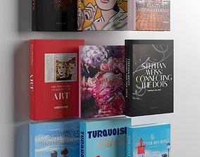 3D Books 05