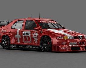 3D Alfa Romeo 155 V6 TI DTM