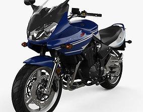 Suzuki Bandit GSF1200S 1996 3D