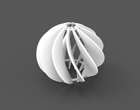 3D print model Suspension Light Lamp