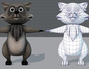 Raccoon V01 3D model