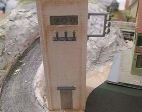 Electric transformation station Modelisme HO
