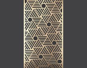 Decorative panel 284 3D