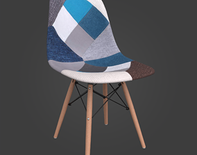 3D asset Chair-46